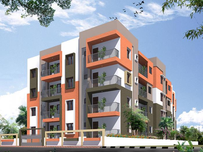 Vandana Eastwood By Infra Builders