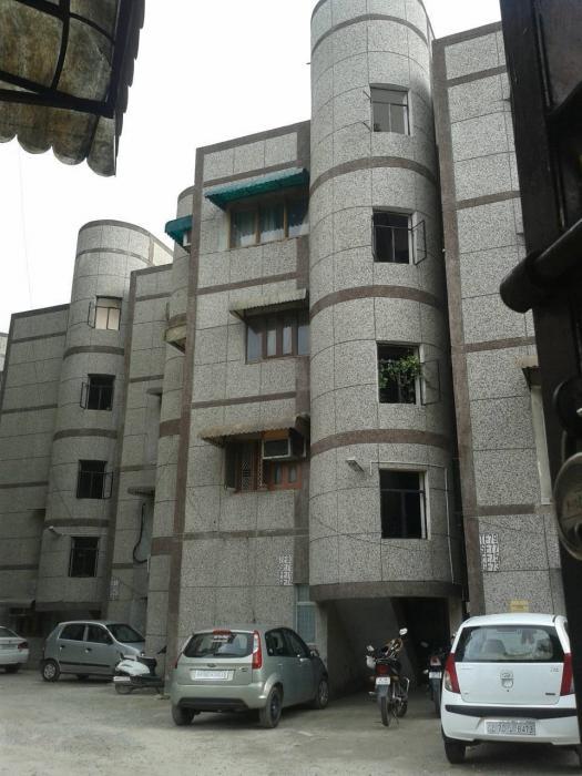 Swarn Apartments in Pitampura, Delhi - Amenities, Layout