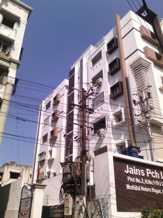 Jains PCH in Begumpet, Hyderabad - Amenities, Layout, Price