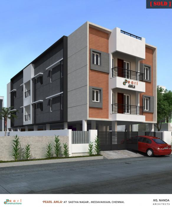 Newupcoming residential projects for sale in medavakkam chennai pearl amla by pearl constructions malvernweather Images