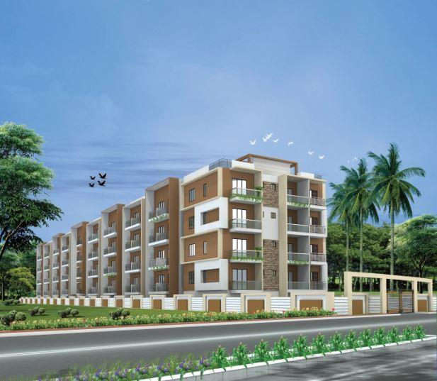 Peony Sai Aastha, Varthur, Bangalore