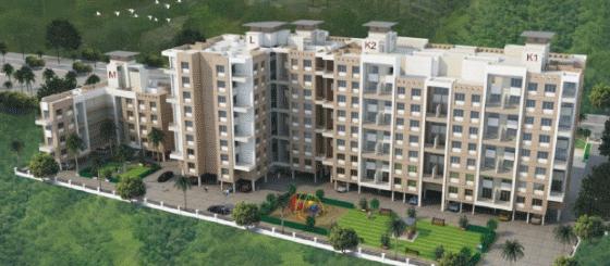 GK Fortune Jarvari - Phase 2, Pimple Saudagar, Pune