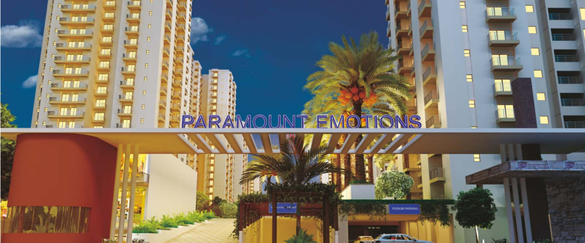 Paramount Emotions Phase Ii In Sector 1 Greaternoida Amenities