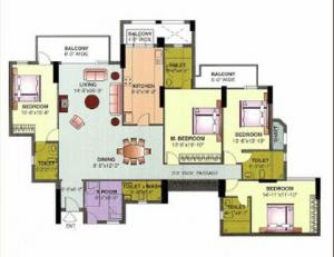Dlf The Icon In Gurgaon Amenities Layout Price List Floor Plan Reviews Quikrhomes