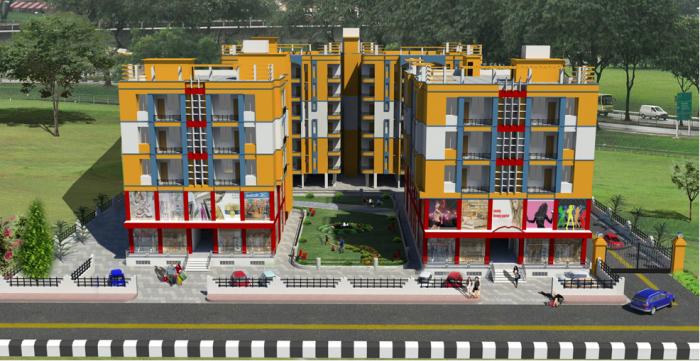 Aparna Complex in Digha, Patna - Amenities, Layout, Price list, Floor