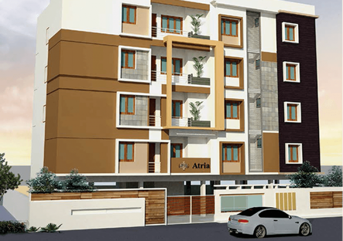 Noble JS Atria in Vadavalli, Coimbatore - Amenities, Layout, Price list