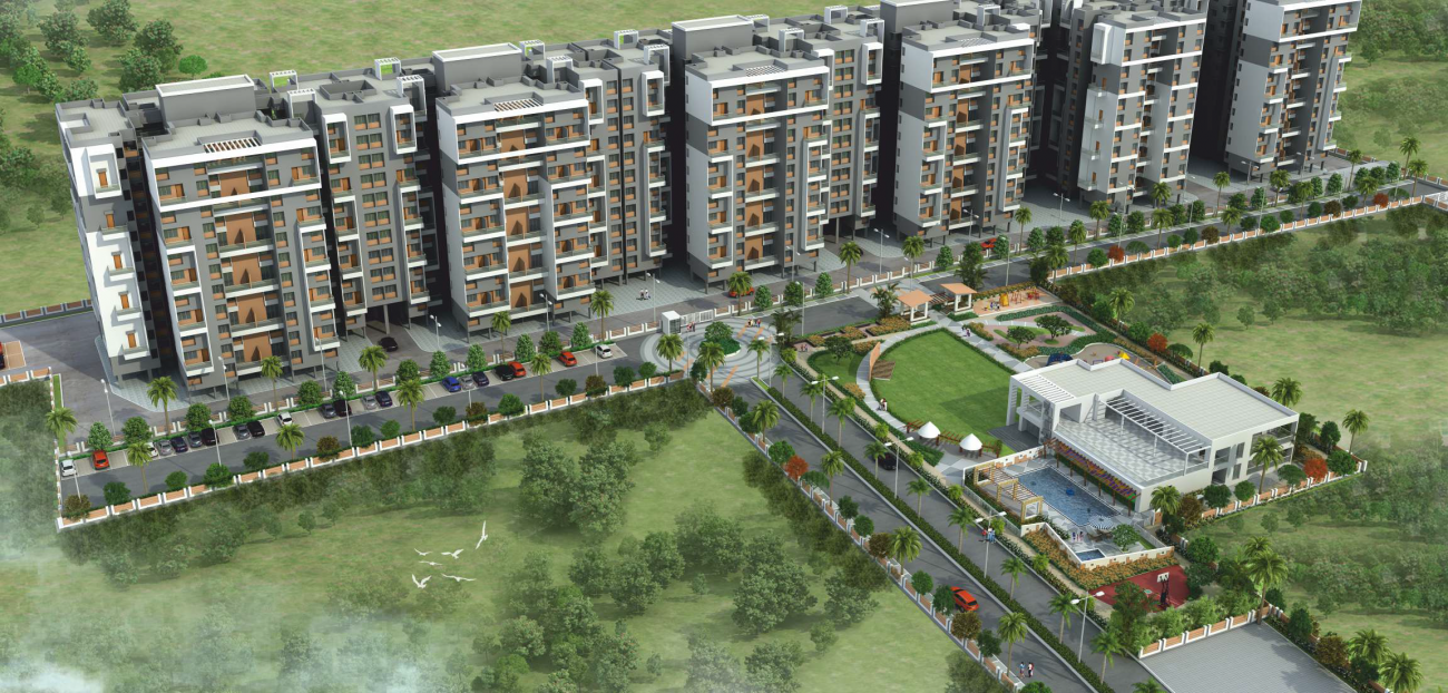 Venkatesh graffiti phase ii by shree venkatesh group