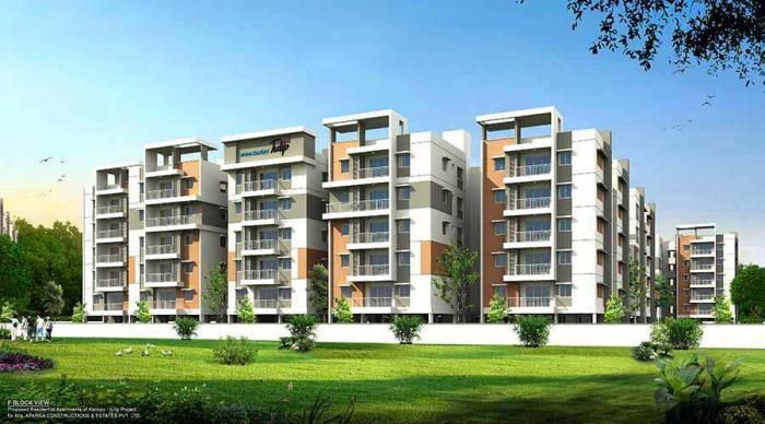 Aparna Kanopy Tulip Phase 1B in Kompally, Hyderabad - Amenities, Layout,  Price list, Floor Plan, Reviews - QuikrHomes
