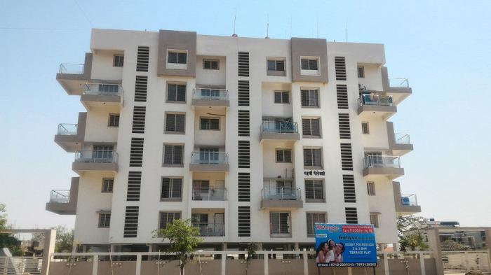 Maharshee Galaxy Apartments