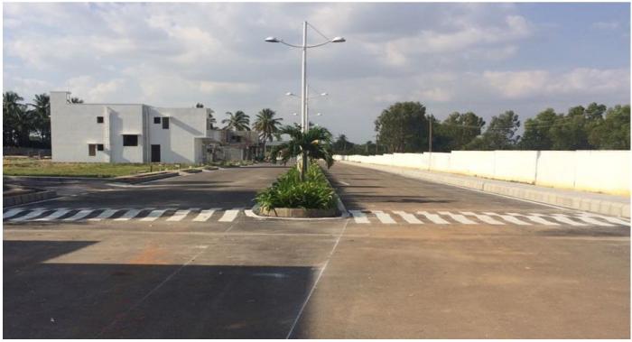 Gempark Address in Sarjapur, Bangalore - Amenities, Layout