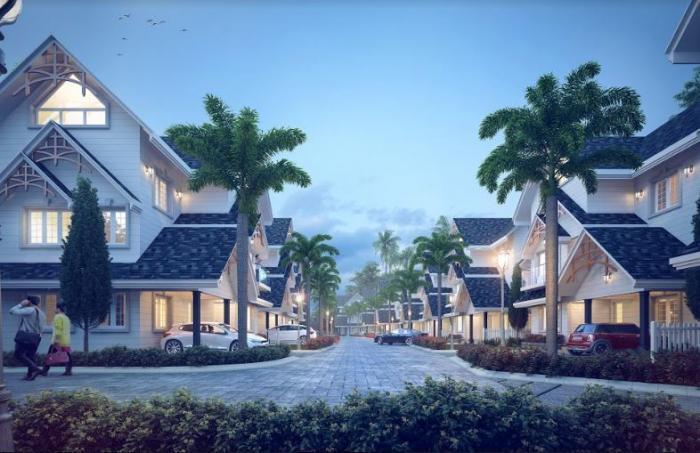 Greentech Spanish Villas in Kakkanad, Kochi - Amenities