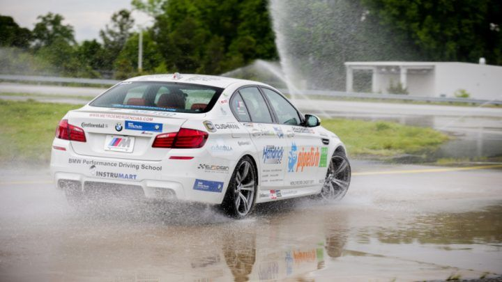 Bmw M5 Creates History With Longest Drift Enters Guinness World Records