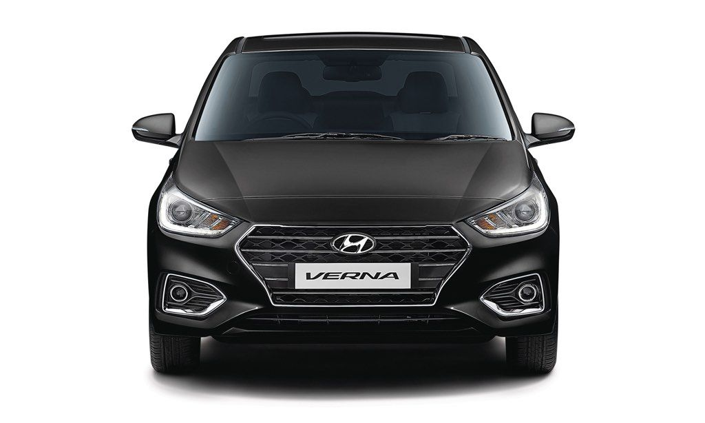 Facelifted Hyundai Verna Could Launch In 2020 With A 1 5 Litre