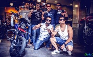 H O G Rally Bangalore sees more than 1000 riders