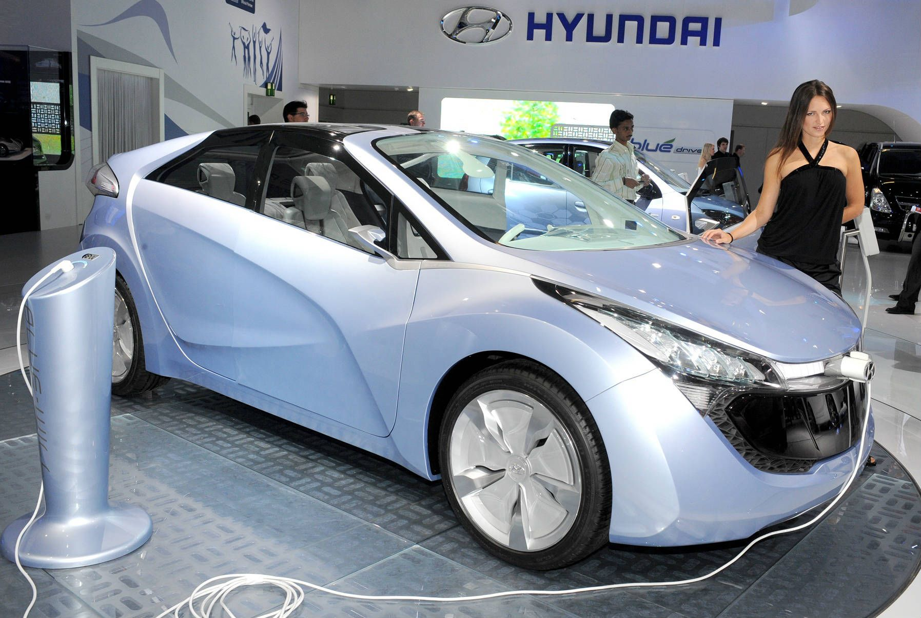 hyundai planning electric car production in india