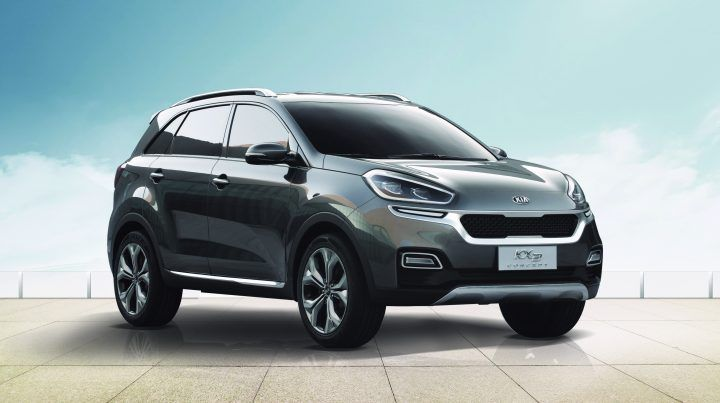 Kia Motors To Launch A Sedan Small Car And Suv In Indian Market