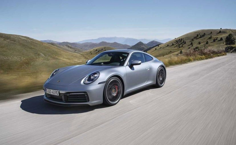 New Porsche 911 To Launch In India On 11th April 2019