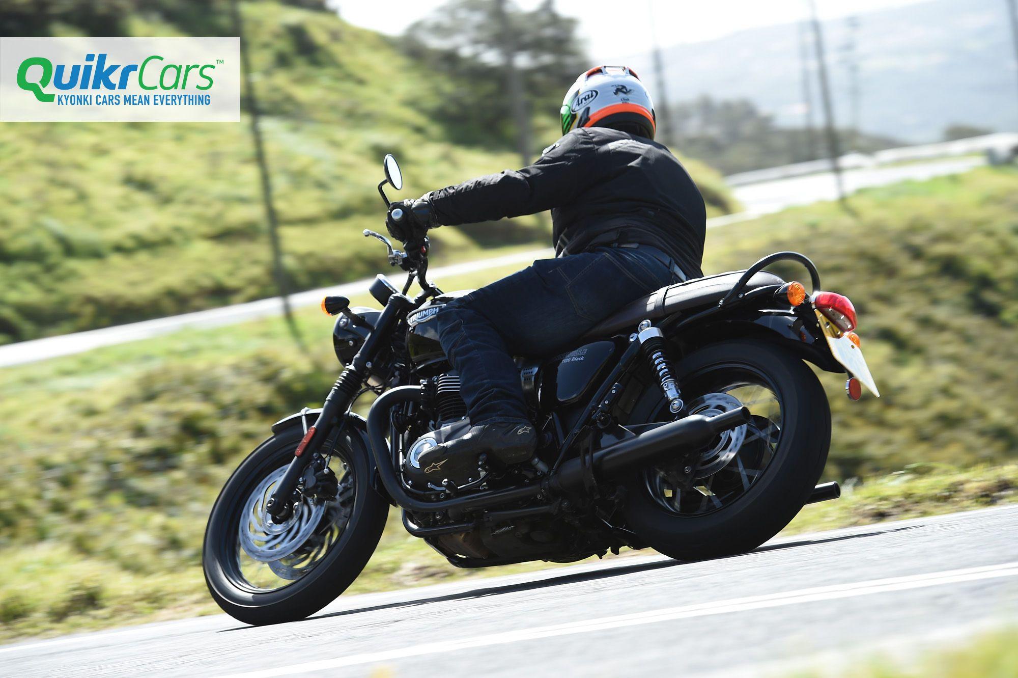 Triumph Bonneville T120 Review Test Ride