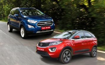 Tata Nexon vs Ford EcoSport Comparison Review