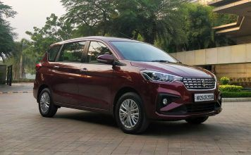 Road Test Review: 2018 Maruti Ertiga