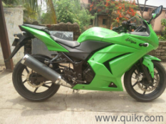 kawasaki boxer modified into sporting bike find best deals
