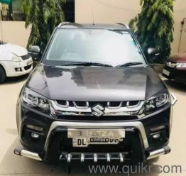 105 Used Maruti Suzuki Vitara Brezza Cars In India Second Hand