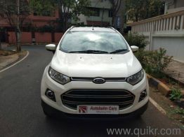 43 Used Ford Ecosport Cars In Bangalore Second Hand Ford Ecosport