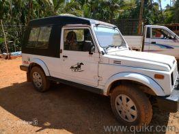 Maruti Gypsy Modification Workshop | QuikrCars Karnataka