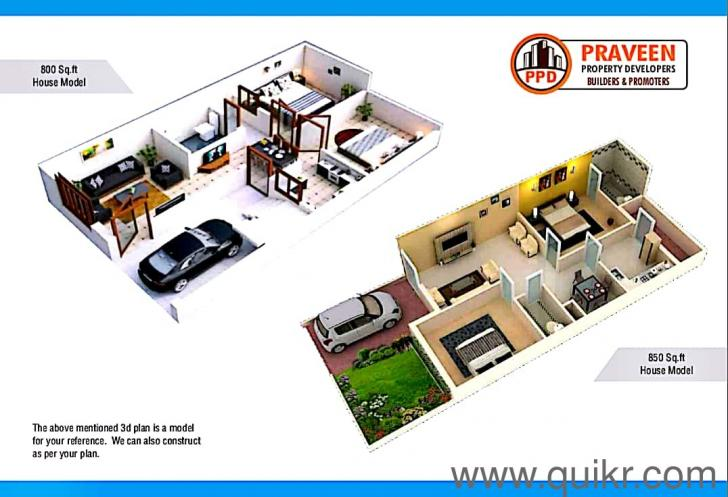 870 sqft Villa/House for sale in Urapakkam, Chennai | Property for