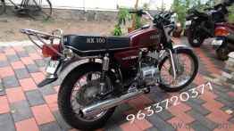 Modified Rx 100 Bikes On Sale In Kerala Find Best Deals & Verified