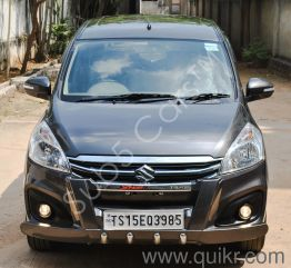 36 Used Maruti Suzuki Ertiga Cars in Hyderabad | Second Hand Maruti