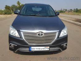 130 Used Toyota Innova Cars in Maharashtra | Second Hand Toyota