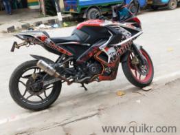 5 Second Hand Bajaj Pulsar 200 RS Bikes in Shillong | Used Bajaj