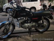 9 Second Hand Yamaha RX 100 Bikes in Hyderabad | Used Yamaha