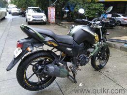 595 Second Hand Yamaha FZ S Bikes in India | Used Yamaha FZ