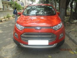 18 Used Ford Ecosport Cars In Kolkata Second Hand Ford Ecosport