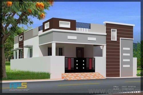 Front Elevation Designs Independent Houses : Bhk sqft villa house in tagarapuvalasa vizag for