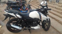 34 Second Hand Tvs Apache Rtr 160 Bikes In Hyderabad Used Tvs