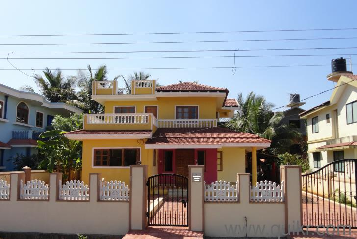 4 Bhk 4000 Sqft Villahouse In Mapusa Goa For Sale At Rs3 Crores