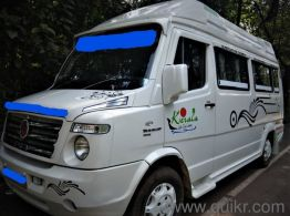 Tempo Traveller Caravan Interior Photographs Find Best Deals