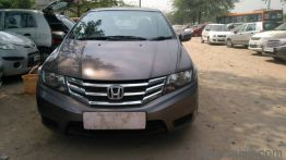 Used Honda City 2012 Model Images