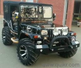Used Mahindra Jeep 2018 Model Images