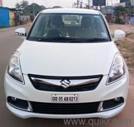 25 Used Maruti Suzuki Swift Dzire Cars In Bhubaneswar Second Hand