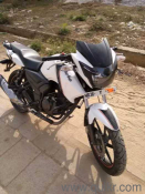 Tvs Apache Rtr 160 Price | QuikrCars Haryana