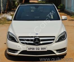 9 Used Mercedes Benz B Class Cars In India Second Hand Mercedes