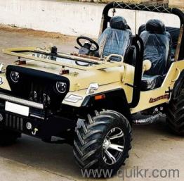 13 Used Mahindra Jeep Cars in Bangalore | Second Hand Mahindra Jeep