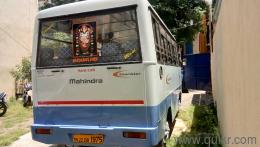 mahindra Tourister 2015, life tax, mdi, 34000 kms only, call