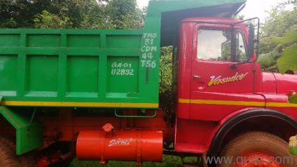 Tata 1613 tipper October 2004 in excellent running condition in