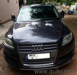 Used Audi Q Cars In India Second Hand Audi Q Cars For Sale - Audi car q7 price in india