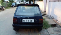 3 Used Maruti Suzuki Maruti 800 Lpg Cars In Coimbatore Second Hand
